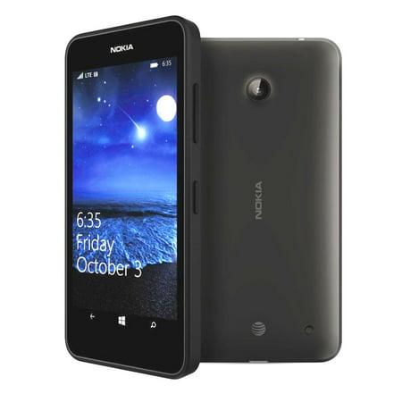 Nokia Lumia 635 Rm 975 Gsm Lte Windows 8 1 Quad Core Smartphone  Unlocked   Black