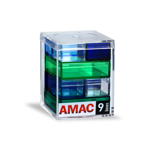 AMAC Chroma 760 9-Piece Container Assortment