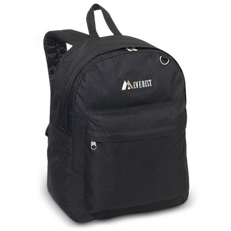 Everest Classic Backpack - Black