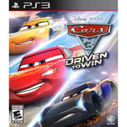 Disney Cars 3: Driven to Win (PS3)