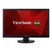 ViewSonic VA2446MH-LED 24 Inch Full HD 1080p LED Monitor with HDMI and VGA Inputs for Home and Office