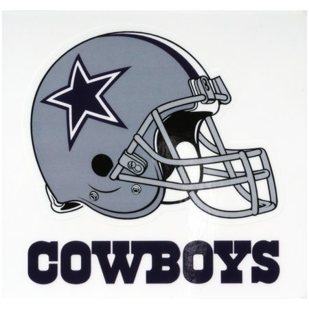 sneakers for cheap fad0a 00cdd NFL Dallas Cowboys Reusable Small Static Cling Decal