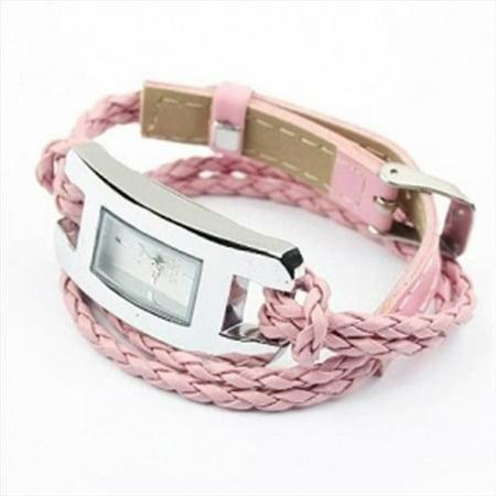 Best Desu 17325 Handmade Leather Bracelet Watch, (Best Russian Made Watches)
