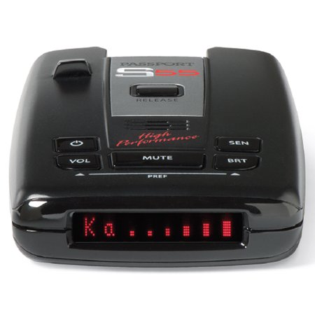Escort Passport S55 High Performance Pro Radar And Laser Detector W  Dsp