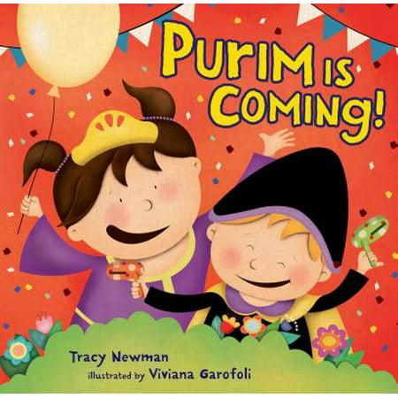 Purim Jewish Halloween (Purim Is Coming (Board Book))