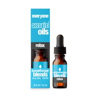 Everyone Relax Aromatherapy Blend Essential Oil 0.45 oz.