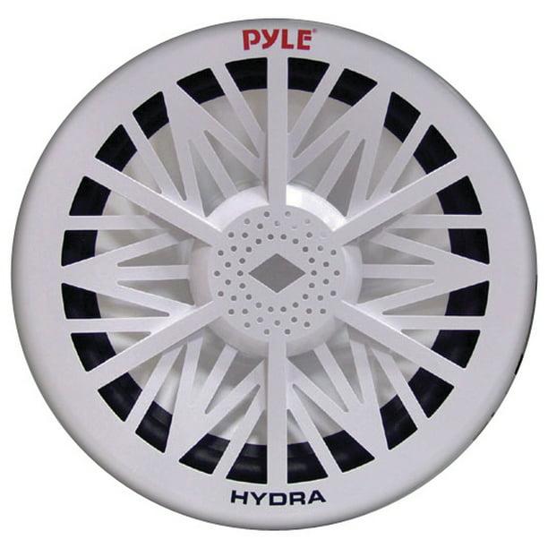 PYLE PLMRW10 10-Inch 500-Watt 4-Ohm Marine Subwoofer (White)