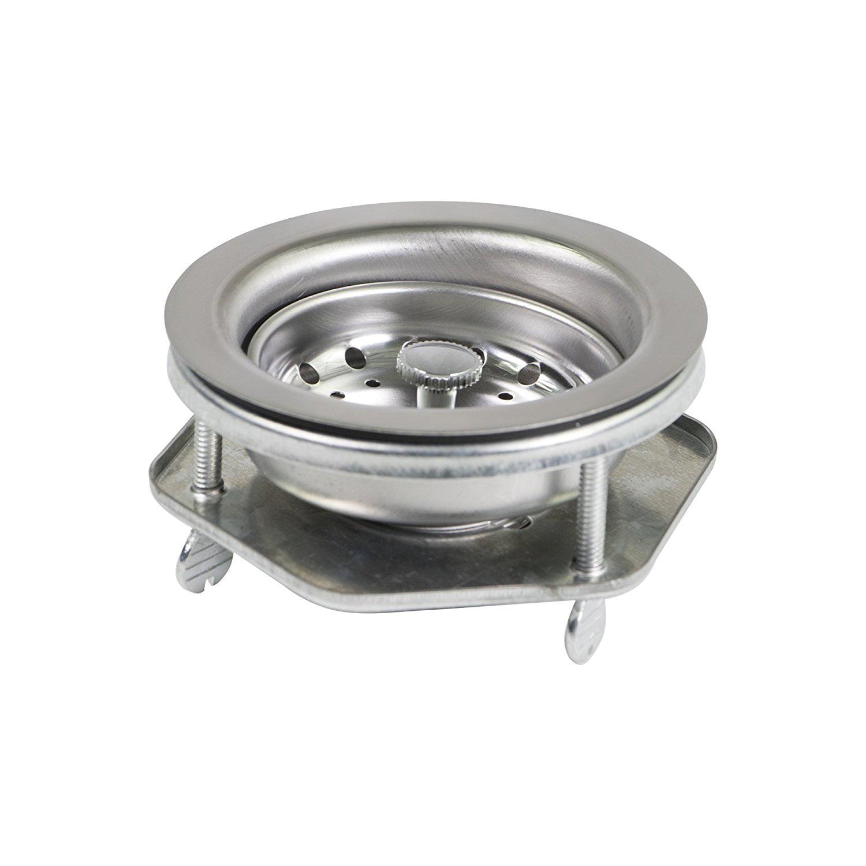 Everflow Kitchen Sink EZ Connect Stainless Steel Drain