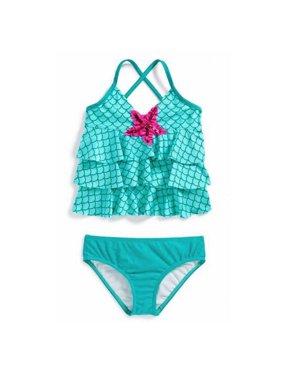 82582de461 Product Image Toddler Kids Girls Merimaid Bikini Set Swimwear Swimsuit  Bathing Suit