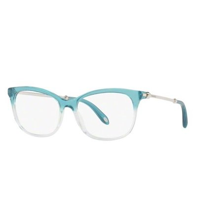 Tiffany 0TF2157 TRANSP PETROLEUM GRAD BLUE Woman - Tiffanys Sunglasses