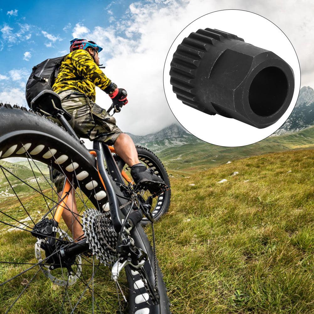 Keenso Bike Hub Removal Tool Bike Rear Hub Lock Ring Nut Removal Repairing Tool for DT Swiss DT 350 240 440 540 Ratchet