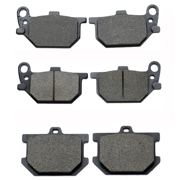 1980 Yamaha XS1100 XS1100L Midnight Special Front & Rear Brake Pads