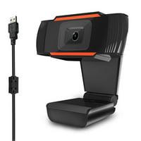 ViBAO K20 4K High Definition Webcam USB 2.0 67.9° Horizontal View Angle Web Camera with Microphone