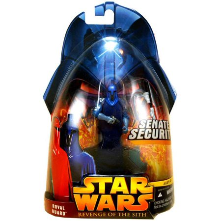 Star Wars Revenge of the Sith 2005 Royal Guard Action Figure ()