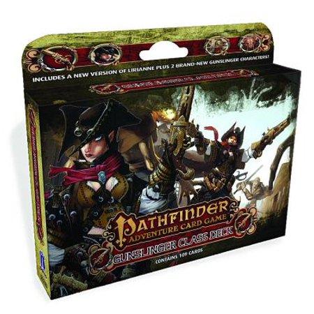 Pathfinder Adventure Card Game: Gunslinger Class - Halloween Games To Play In Class