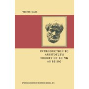 Introduction to Aristotle's Theory of Being as Being (Paperback)