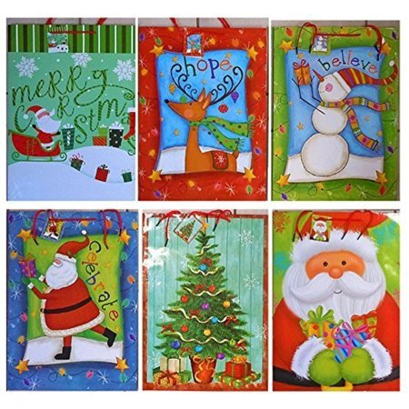 Extra Large Christmas/Holiday Gift Bags 18
