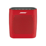 Bose SoundLink Color - Speaker - for portable use - wireless - Bluetooth - red