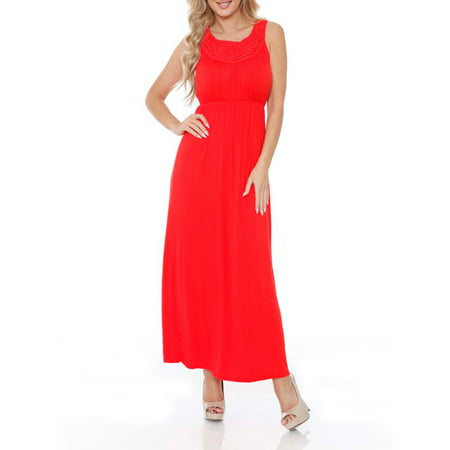Women's Katherine Maxi Dress - Blue Jumpsuit