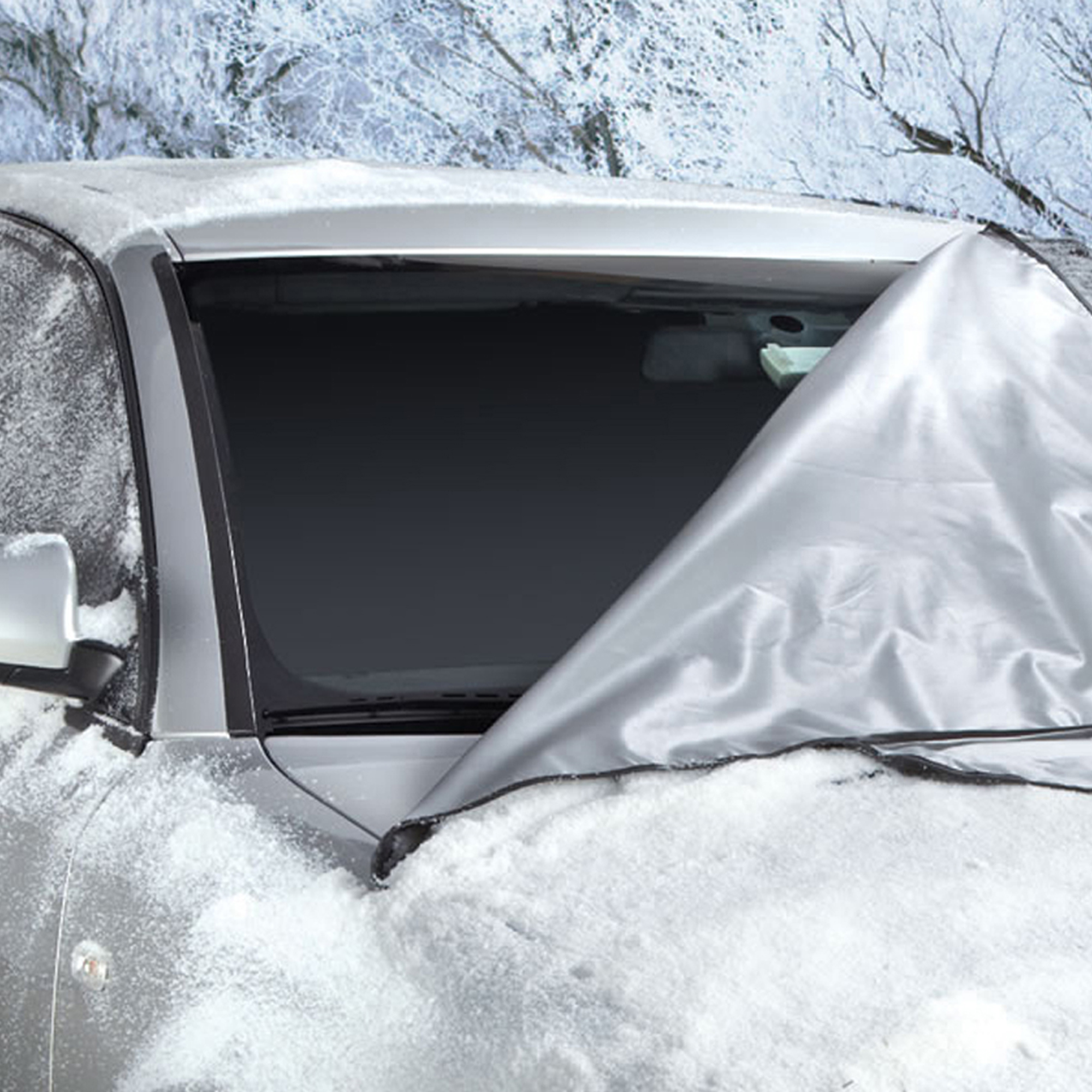 Weathershield Windshield Wrap - Car Snow Cover - All ...