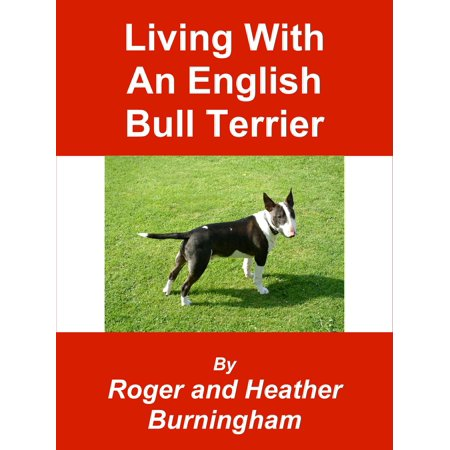 Living With An English Bull Terrier - eBook