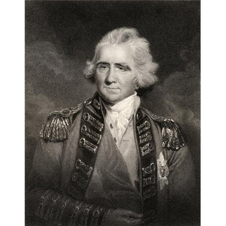 Posterazzi DPI1861517LARGE Sir Ralph Abercromby 1734 to 1801 British General Engraved by H D Cook After J Hoppner From the Book National Portrait G Poster Print, 24 x 32 - image 1 of 1