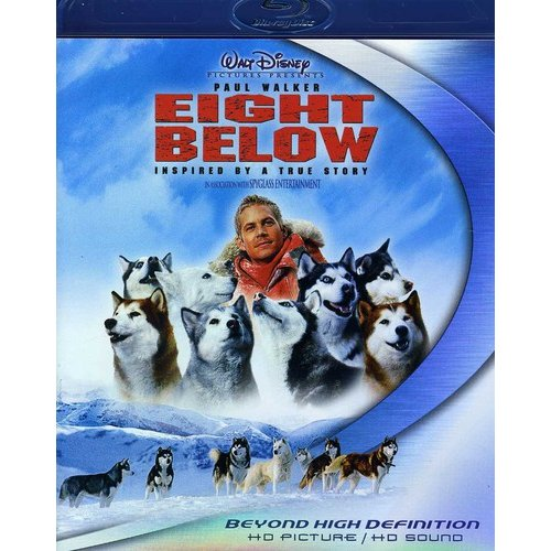 Eight Below (Blu-ray) (Widescreen)
