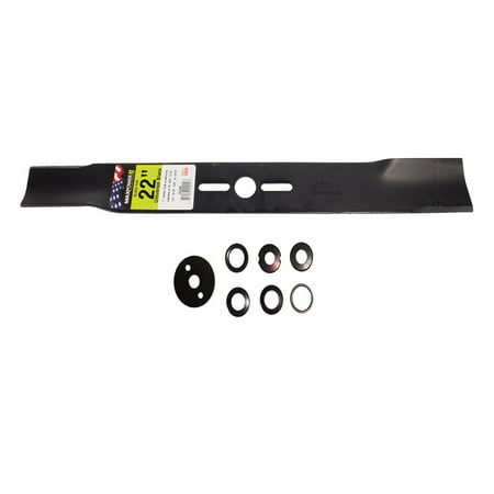 MaxPower 331050S Universal Blade for 22 in. Cut Mower