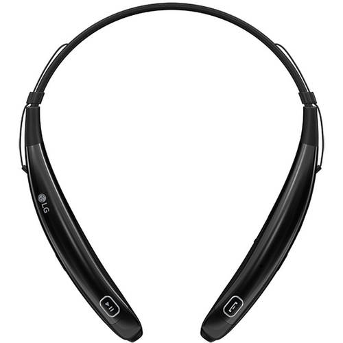 LG Tone Pro 770 Bluetooth Wireless Stereo Headset, Black