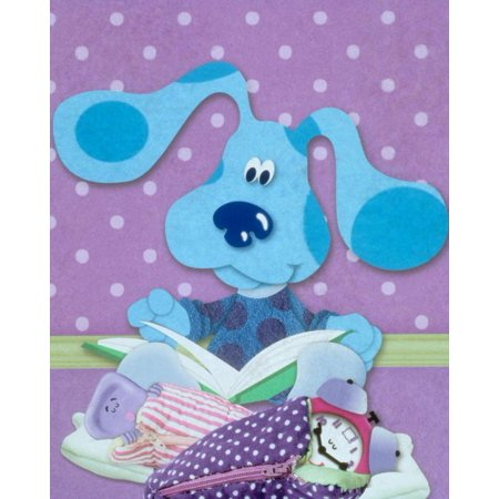 Blues Clues Movie Poster (8 x 10) (Paul Butterfield Blues Band Poster)