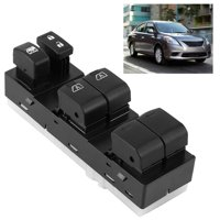 WALFRONT Front Electric Power Master Window Switch for Nissan Altima 4 Door 2007-2012 25401ZN50C, Window Switch, Master Window Switch