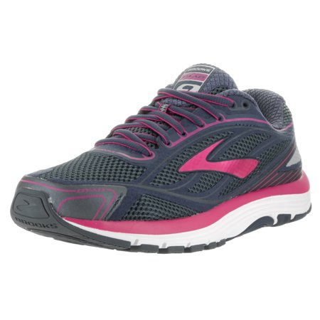 946345121090f BROOKS - Brooks Women s Dyad 9 Wide Running Shoe - Walmart.com