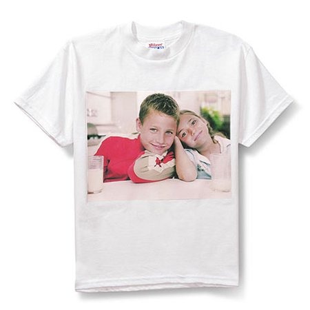 Photo T-Shirt, Youth Large