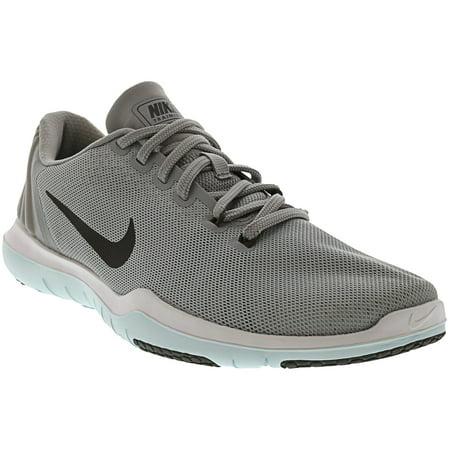 Nike Women's Flex Supreme Tr 5 Wolf Grey Dark White Ankle High Running 8M