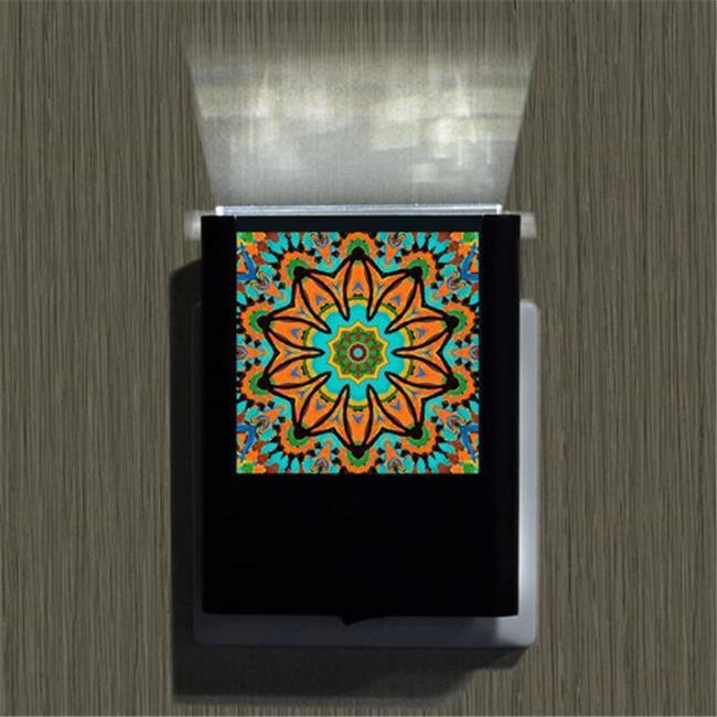 Uniqia UNLC0045 Night Light - Abstract 2 Color - image 1 de 1