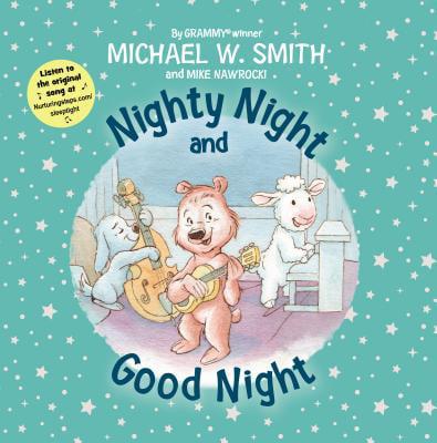 Nighty Night and Good Night (Board Book)