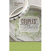 Couples' Devotional Bible-NIV (Hardcover)