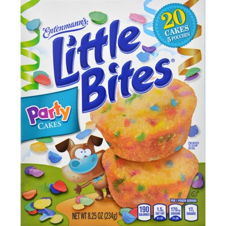 Entenmanns® Little Bite Devils Food Creme Filled - 8.25oz