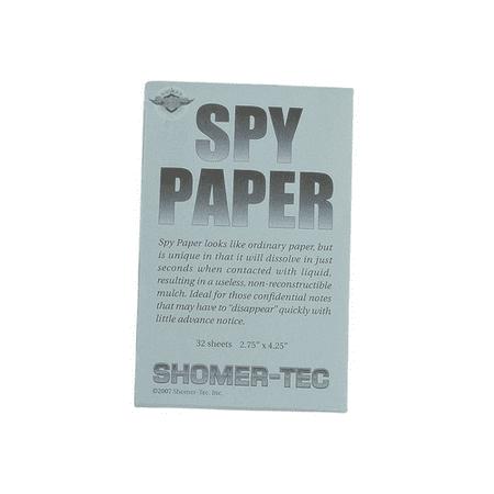 5ive Star Gear Spy Paper - 5208000