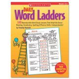 Scholastic 112-Page Daily Word Ladders, Grades 2-3 (SHS0439513839) - image 1 of 1