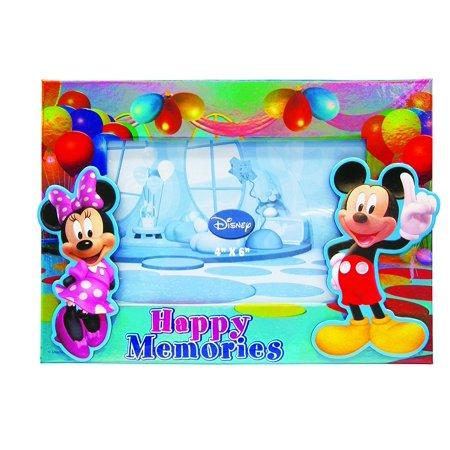 Novelty Photo Holder (Disney Mickey & Minnie Celebration 4