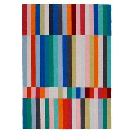 Ikea Rug Flatwoven Handmade Multicolor 5 7 X7