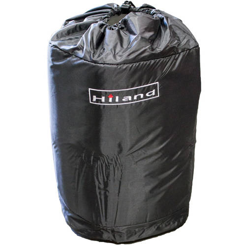 Hiland Heavy-Duty Propane Tank Cover, Black