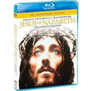 Jesus Of Nazareth: The Complete Miniseries (40th Anniversary Edition) (Blu-ray) by Gaiam Americas
