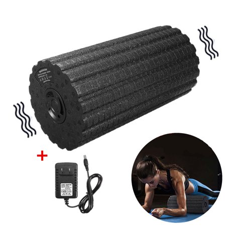 Portable Solid Electric Vibrating Foam Yoga Roller 12