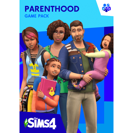 The Sims 4 Parenthood Game Pack (Email Delivery) (Best New Pc Strategy Games)