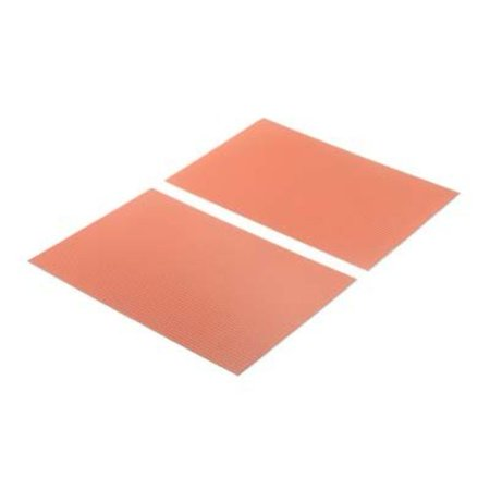 Toyo Pattern - Pattern Sheets/Clay Tile Roof HO-scale (1:100) 2/pk
