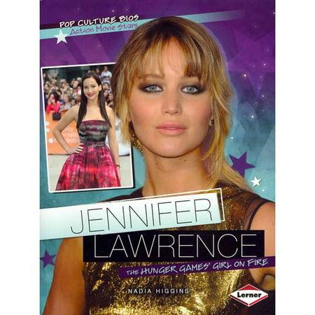 Jennifer Lawrence  The Hunger Games Girl On Fire