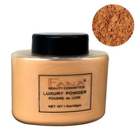 Perfecting Loose Powder Makeup Oil-Control Brightening Invisible Pores Setting Makeup