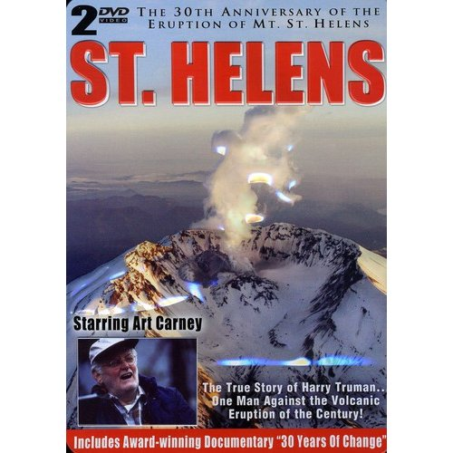 St. Helens: The 30th Anniversary Of The Eruption Of Mt. St. Helens (Special Embossed Tin)